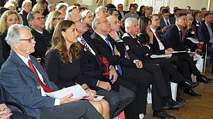 15. RHI-Fachsymposium - In welcher Gesellschaft wollen wir leben? Darüber diskutierten am 15. November 2017 Experten aus Wirtschaft, Wissenschaft, Gesellschaft und Politik.