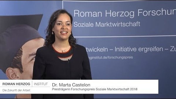 Preisträgerin: Dr. Marta Castelon
