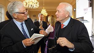 Bundespräsident a. D. Prof. Herzog