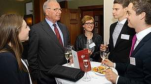 Gastgeber Rodenstock im Gespräch mit der Generation Z